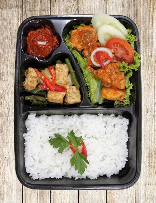 Menu Catering Box Palembang